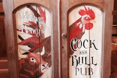 Cock and Bull Pub