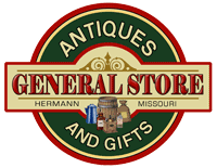 Type Styles General Store Hermann Missouri