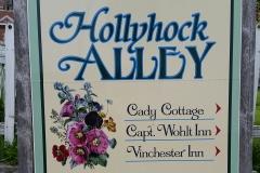 Hollyhock Alley