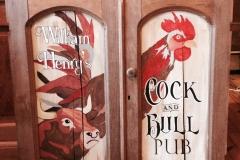 Cock and Bull Pub